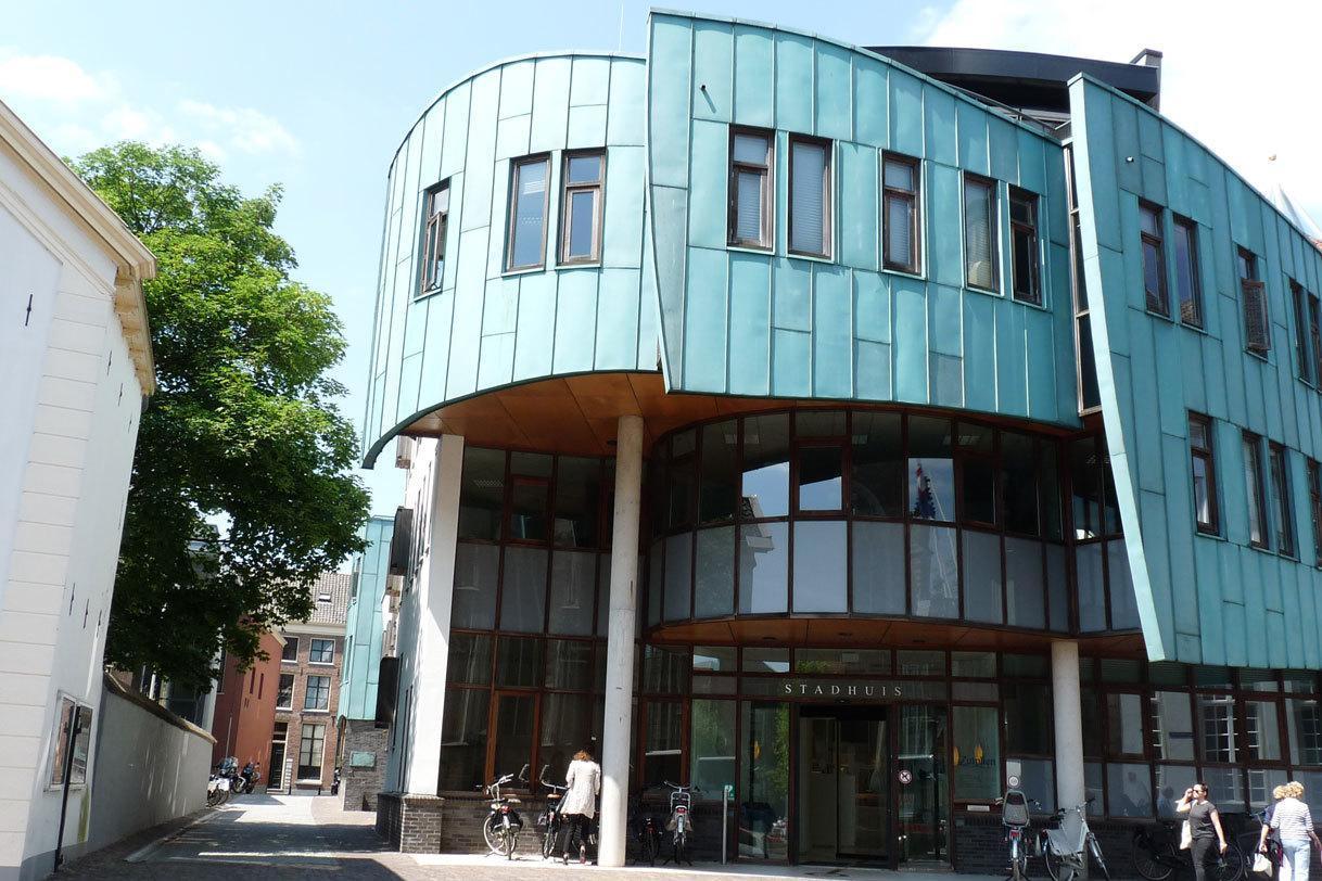 Installect adviseert Zutphen bij verduurzaming stadhuis
