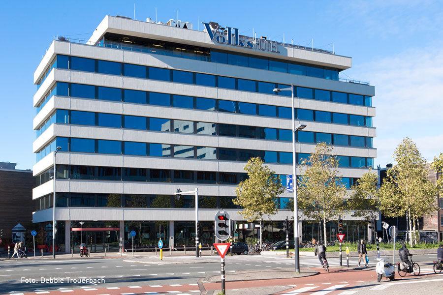 WKO-bodeminstallatie voor Volkshotel Amsterdam