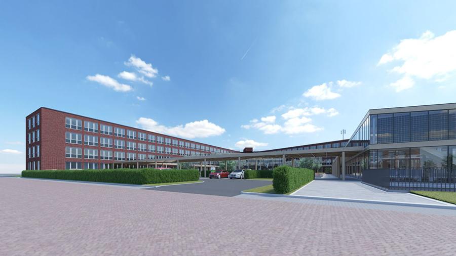 Bodemenergiesysteem hoofdkantoor Lidl verbeterd